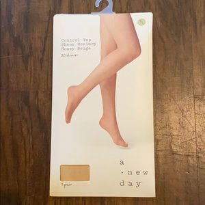 Sheer Hosiery!! NWT!!